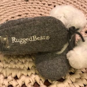 rugged bear Shoes - Adorable Booties